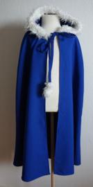 Kobalt blauwe kindercape
