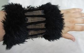 Polsband Fake Fur - Nr. 7