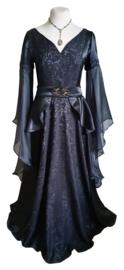Zwarte jurk - Mt. 40/ 42