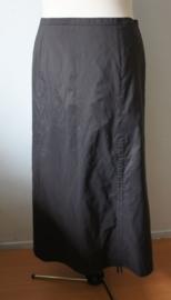 Lange zwarte rok - Mt. 44