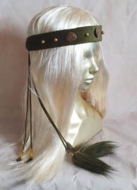 Groene hoofdband - HF4