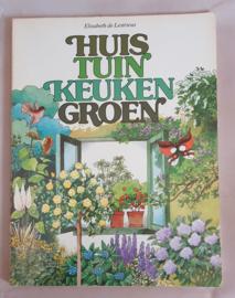 Huis, tuin, keukengroen