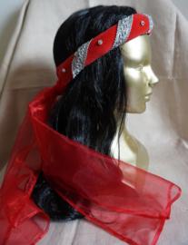 Rode hoofdband