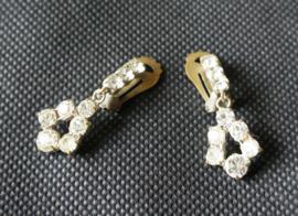 Vintage oorbellen - Clips
