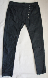 Leatherlook broek - Mt. XL