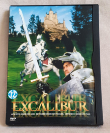 DVD Excalibur