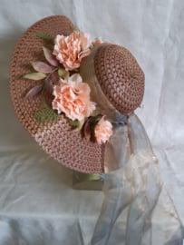Bloemenhoed Peach