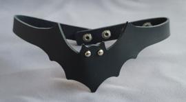 Halsband Vleermuis - Zwart