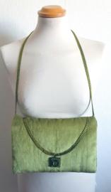 Handmof - Groen Fluweel