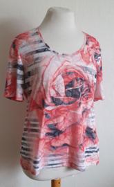 Shirt met print - Mt. 42