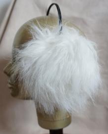 Fake-fur oorwarmers