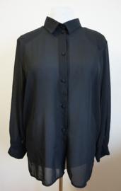 Zwarte blouse - Mt. 46
