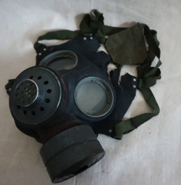 Verweerd gasmasker
