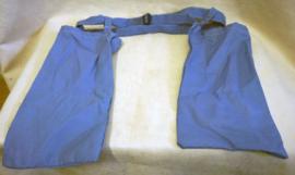 Onder-je-rok-zakken - Blauw