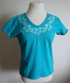 Blauw T-shirt - Mt. L