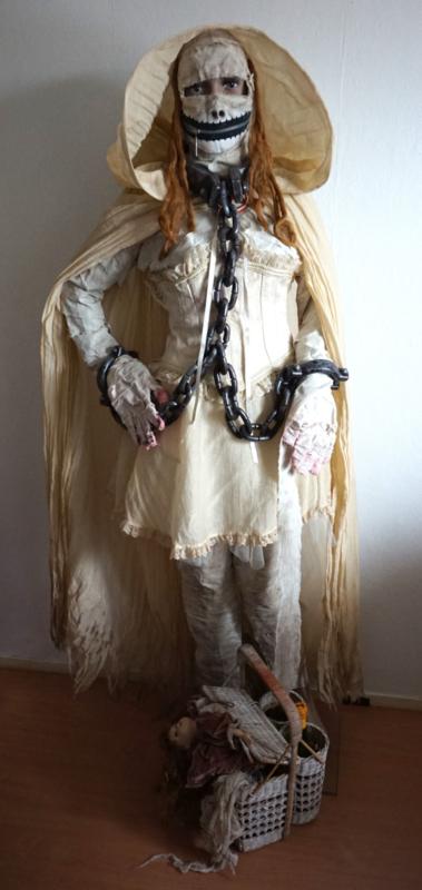 Mummy - Pleegzuster Bloedwijn - 9 delig