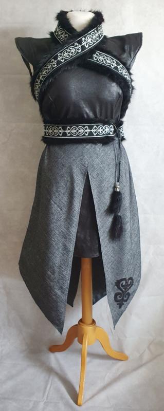 Set zwart-grijs - Mt. L / XL