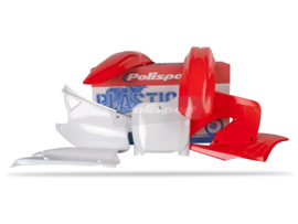 Polisport plastic kit OEM voor de CR 125R/250R 2000-2001