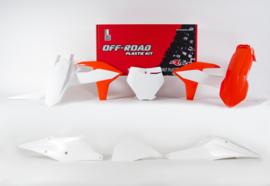 Racetech plastic kit KTM SX 125/150/250 2019-2021 & SX-F 250/350/450 2019-2021 in 7 kleuren