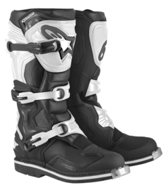 Alpinestars crosslaarzen Tech 1 zwart/wit