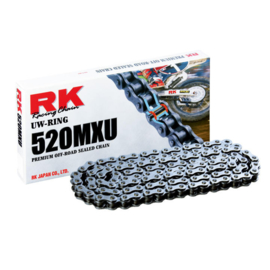 RK ketting GB 520 MXU 120L zwart