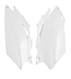 Rtech zijpanelen wit voor de Honda CRF 250R 2010 & CRF 450R 2009-2010