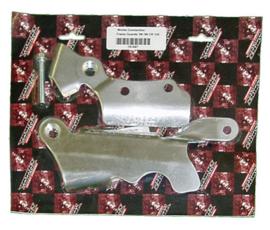 Works Connection Frame beschermers voor de Honda CR 125R 1998-1999