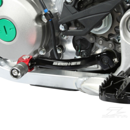 Zeta Revolver schakelpook rood Kawasaki KX 450F 2009-2019