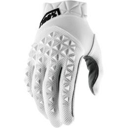 100% handschoenen Airmatic Wit