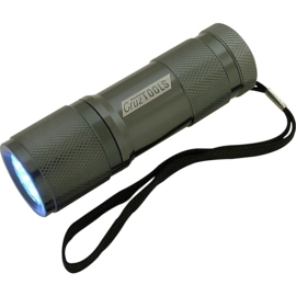 Cruztools 9-led flashlight