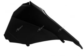 Rtech Linker airbox cover / luchtfilterkap zwart KTM SX 125/150/250 2013-2015 & SX 250 2016 & SX-F 250/350/450 2013-2015 & EXC 125/200/250/300/450/500 2014-2015 & EXC-F 250/350 2014-2015