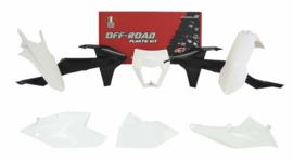 Racetech Plastic Kit Six Days 19 OEM kleur KTM EXC 250/300 2017-2019 & EXC-F 250/350/450/500 2017-2019