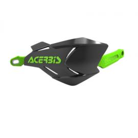 Acerbis handkappen X-Factory zwart/groen
