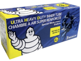 Michelin ultra extra sterke binnenband 80/100-21 & 90/90-21