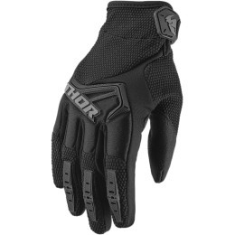 Thor MX handschoenen Spectrum Zwart