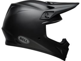 Bell MX-9 Mips Crosshelm Solid Matt Zwart