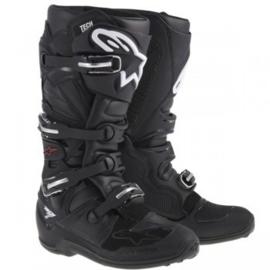 Alpinestars laarzen Tech 7 zwart
