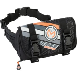 Moose Racing Qualifier Pack heuptas zwart/oranje 1 maat