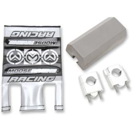 Moose Racing universele stuurverhogers voor 28,6mm sturen ( onderzijde is 22mm )