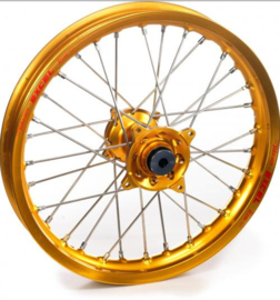 Haan Wheels compleet voorwiel 21-1.60 inch KTM SX/SX-F & EXC modellen 1997-2002