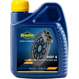 Putoline Off Road Dot 4 rem vloeistof 500ml