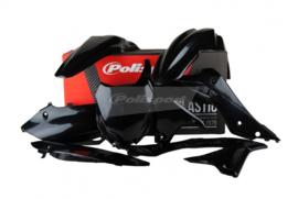 Polisport plastic kit voor de KX 250F 2013-2016