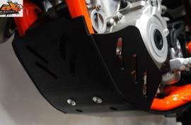 AXP GP blokbescherming HDPE zwart KTM SX-F 250/350 2015