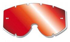 Pro Grip rode spiegellens voor progrip brillen zonder roll off voor Progrip 3303 Vista