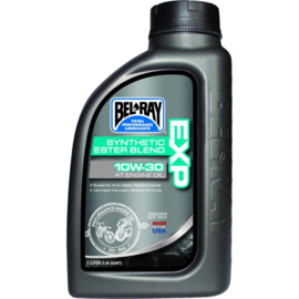 Bel-Ray EXP synthetische Ester Blend 4 takt motorolie 10W30 1 Liter