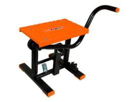 Racetech motorbok lift zwart / oranje