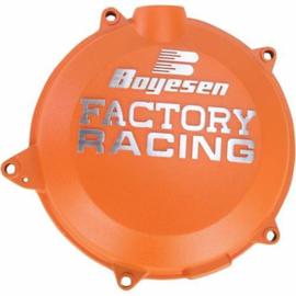 Boyesen koppelingsdeksel oranje KTM EXC-F 250/350 2017-2018 & SX-F 250/350 2016-2019 & Husqvarna FC 250/350/450 2016-2018 & FE 250/350 2017-2018