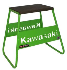 Kawasaki motorbok 44cm hoog