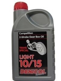 Denicol 2 takt Trans Special Light 10/15 1 liter versnellingsbakolie