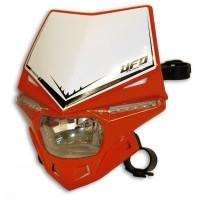 UFO Stealth koplamp kit CR rood